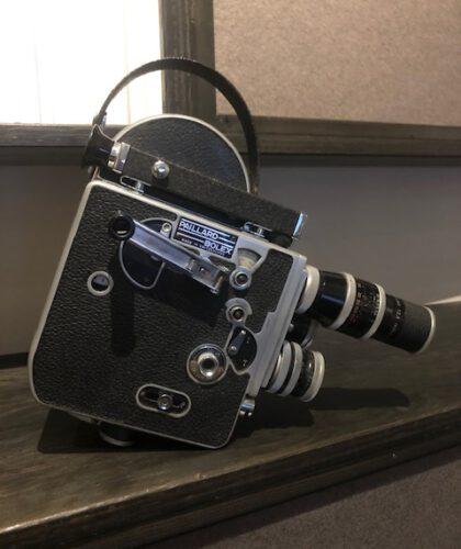 Foto oude camera